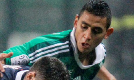 Saint Etienne's Ghoulam opts for Algeria