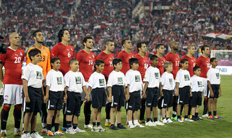 Egypt offered a friendly in Emirates against Angola or Serbia
