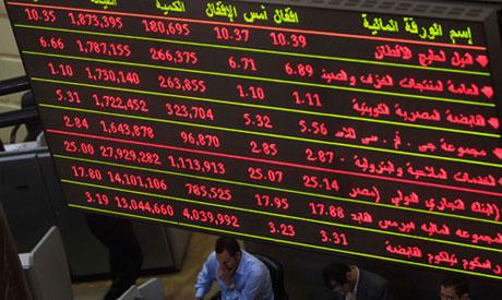 Anti-Morsi protests takes toll, Bourse tumbles 4.6 pct