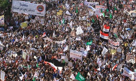 Muslim Brotherhood to hold pro-Morsi demonstrations in Tahrir