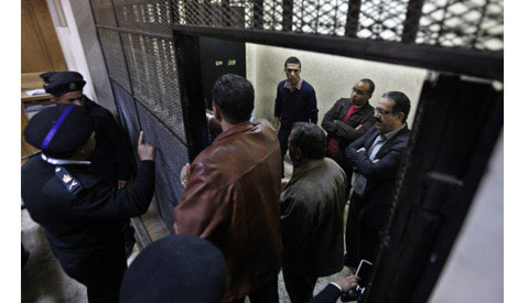 NGO trial postponed to 2 December