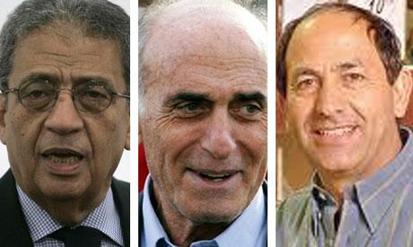 Moussa, Masri, Levy