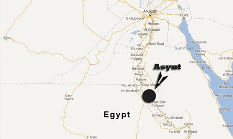 Upper Egypt province Asyut