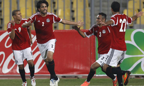 Egypt to begin training camp for Georgia friendly