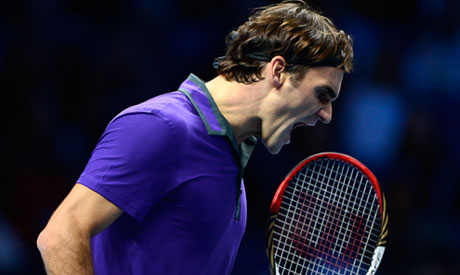 Tennis: Federer beats Ferrer again to reach semi-finals