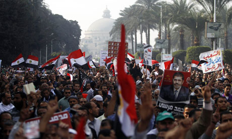 Huge pro-Morsi rally challenges opponents to ballot-box test