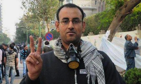 Egyptian journalist El-Hosseiny Abou-DeifEgyptian journalist El-Hosseiny Abou-Deif