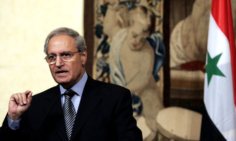 Farouk al-Sharaa