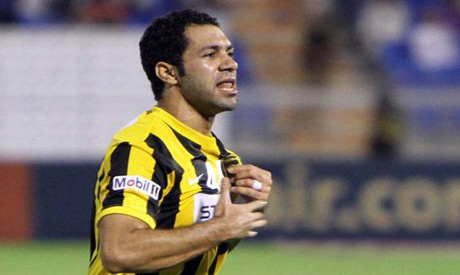 Al Nasr Hit By Injury To Egypts Abd Rabou