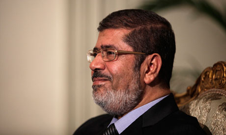 Egypt President Morsi