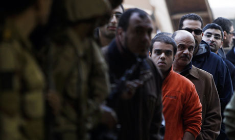 Live Updates: Hours left in final phase of Egypt's constitution vote