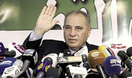 Judge Ahmed El-Zend (Photo: Al-Ahram)