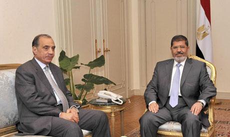 Morsi and El-Oqda