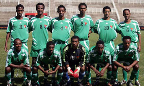 Missing Eritrean soccer players seek asylum in Uganda-govt official