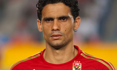 Ahly suffer defender