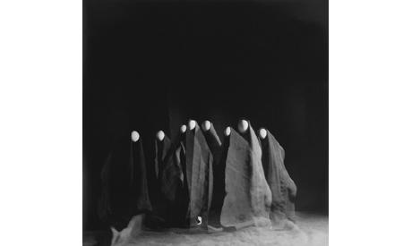 """The Silent Strength of Liu Xia"" exhibition (Photo: AP)"