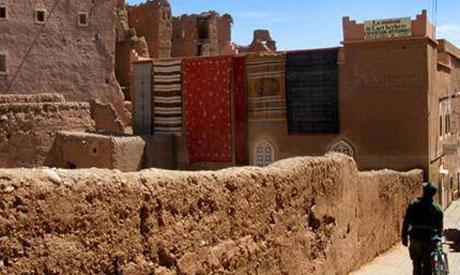 Morocco scene