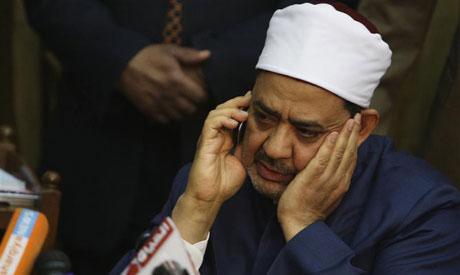 Sheikh Ahmed El Tayib of Al Azhar