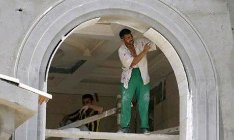 Egypt construction
