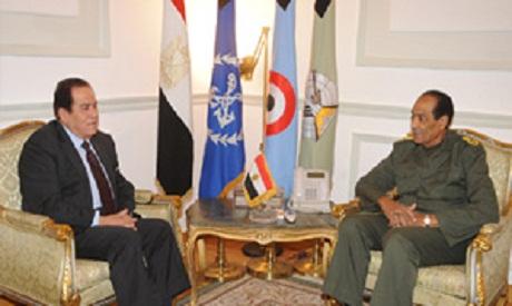 Tantawi and El-Ganzouri