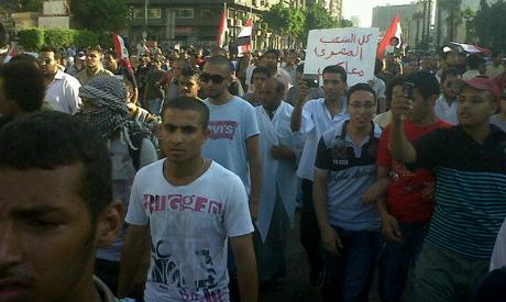Abbasiya march 2011