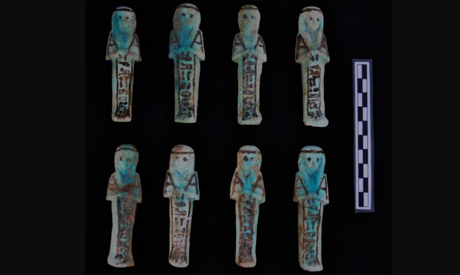 ushabti figurines