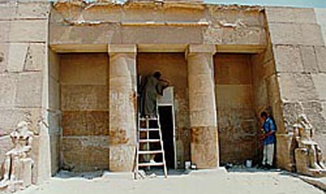 tomb of nefer