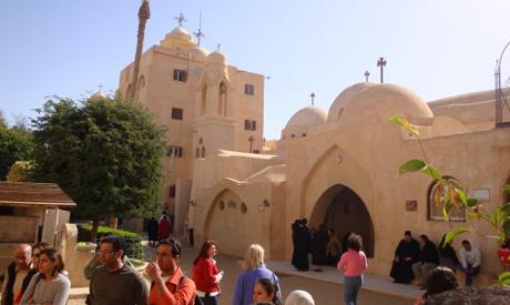 St Bishoy