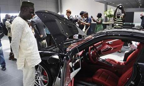 Luxury Brands Target Nigeria S Wealthy Elite Economy