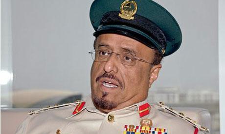 Dubai police chief Dahi Khalfan