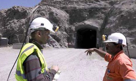 Egypt Sukari gold mine