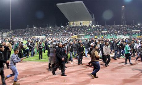 Port Said riots