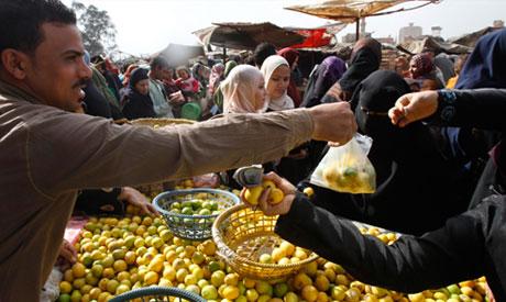 Egypt consumers