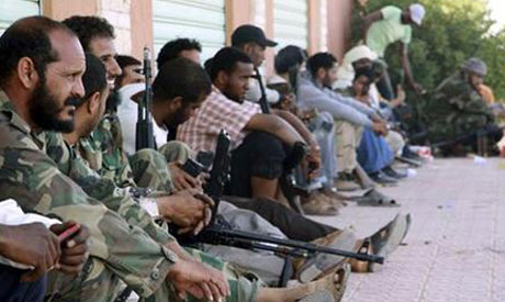 Libya militia