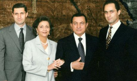 Mubarak family