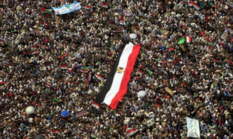 Tahrir Friday of Protecting the Revolution