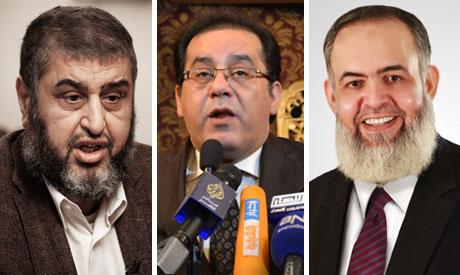 El-Shater, Nour And Hazem