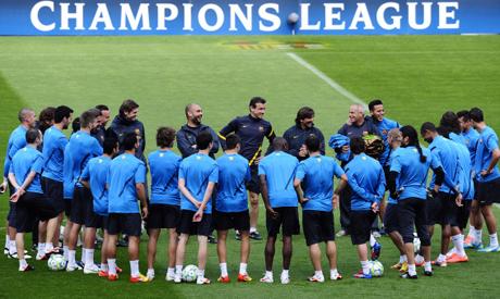 champions league next match