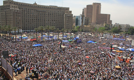 Tahrir Square (Photo: Mai Shaheen)