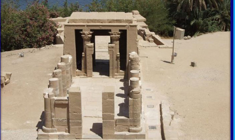 Hathor temple