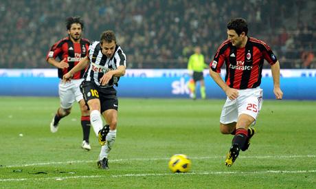 Juventus V Milan