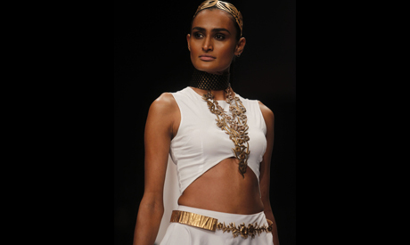 Suhani Pittie collection Lakme Fashion Week Summer 2012