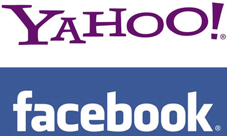 Facebook, Yahoo