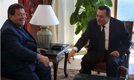 Mubarak and Ben-Eliezer