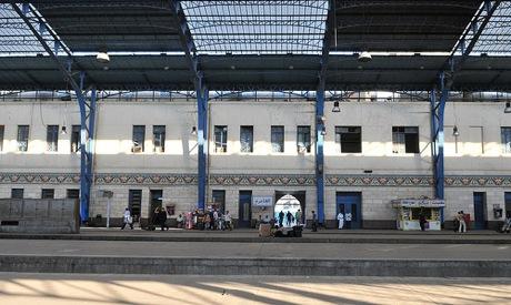 Ramses Railway Station-Large