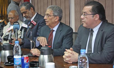 Presidential hopefuls form coalition against regime remnants (Photo: Mai Shaheen)
