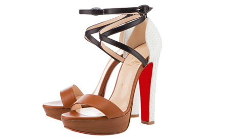 198 Designer Louboutin Hits  Red Sole Lawsuit Style Life Ahram Online