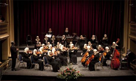 Al Nour Wal Amal Orchestra at Teatru Manoel in Malta