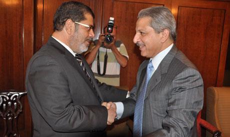 Morsi and Qattan