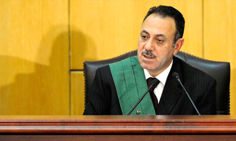 Judge Abdel Magid Mahmoud